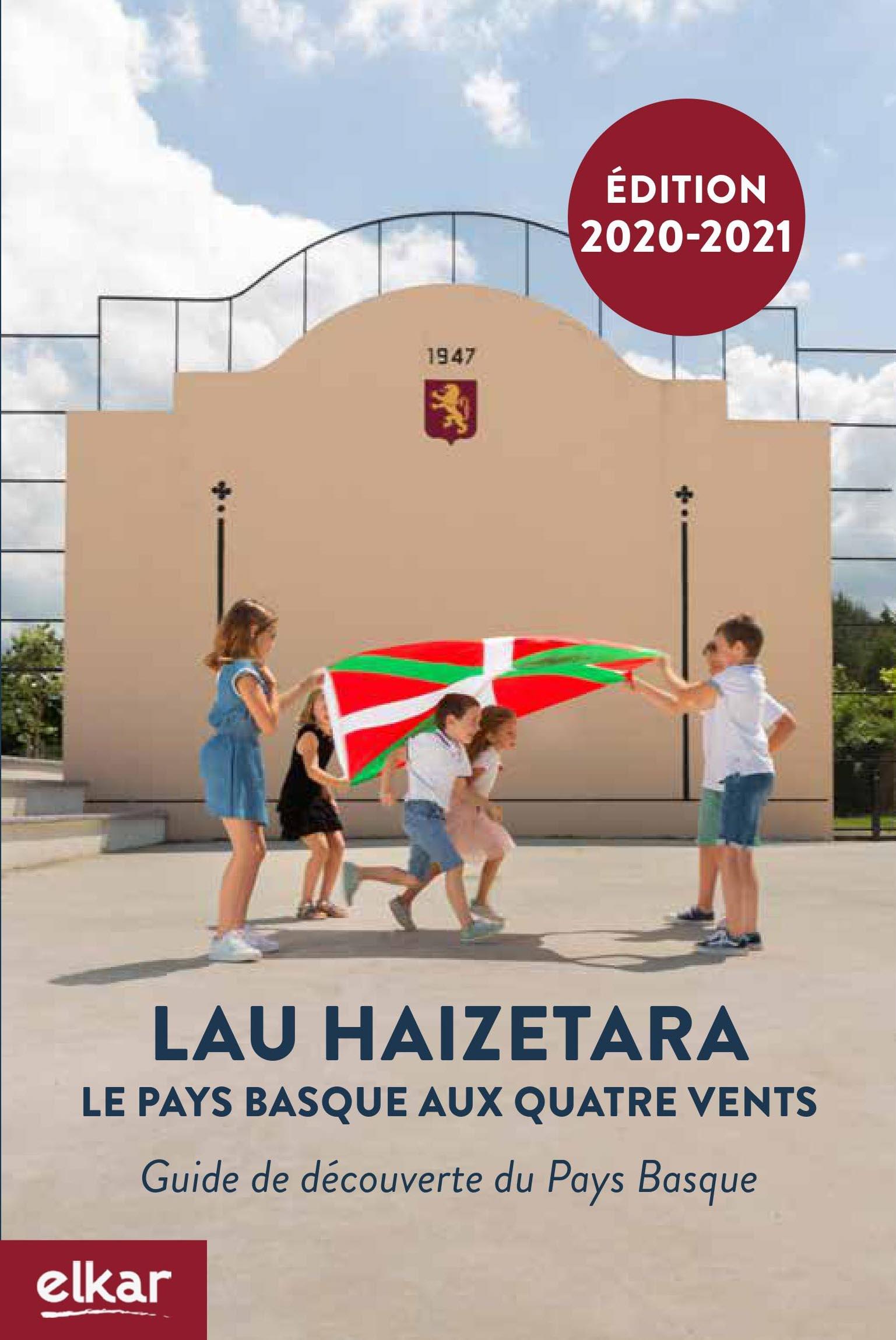 Livre Le Pays Basque aux 4 vents